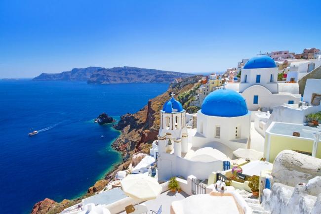 VIAJES A GRECIA Y TURQUIA DESDE BUENOS AIRES - Atenas / Creta (Isla) / Mykonos / Rodas / Capadocia / Estambul / Konya / Kusadasi / Pamukkale /  - Paquetes a Europa