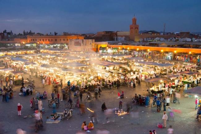VIAJE GRUPAL ANDALUCIA Y MARRUECOS CON MADRID DESDE BUENOS AIRES - Cordoba (España) / Costa del Sol / Granada / Madrid / Ronda / Sevilla / Toledo / Casablanca / Fez / Larache / Marrakech / Meknes / Rabat / Tanger /  - Paquetes a Europa