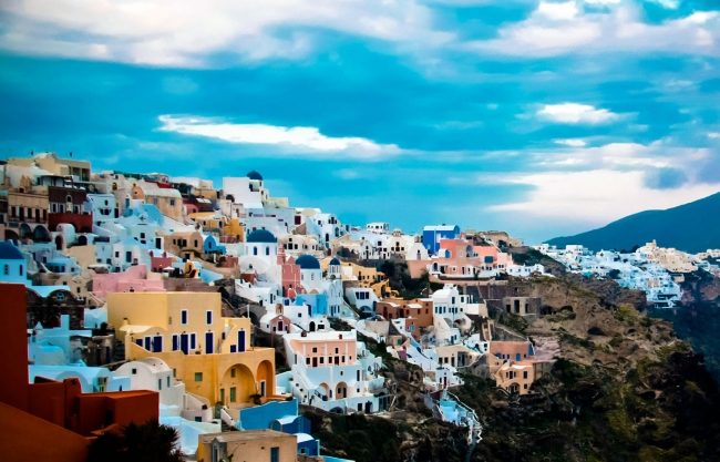 VIAJES GRUPALES A GRECIA DESDE ARGENTINA - Atenas / Delfos / Meteora / Mykonos / Santorini (Isla) /  - Paquetes a Europa