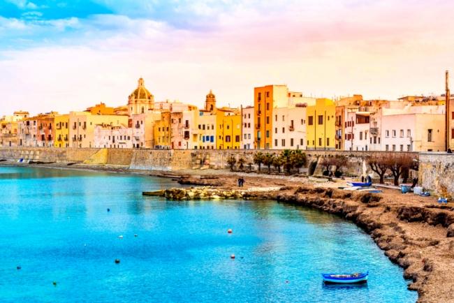 VIAJES GRUPALES A SICILIA Y ESTAMBUL - Agrigento / Catania / Cefalú / Mesina / Monreale / Palermo / Segesta / Taormina / Trapani / Estambul /  - Paquetes a Europa